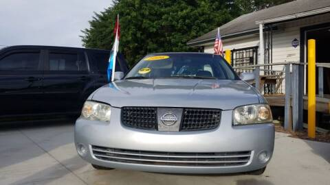 2004 Nissan Sentra for sale at GP Auto Connection Group in Haines City FL