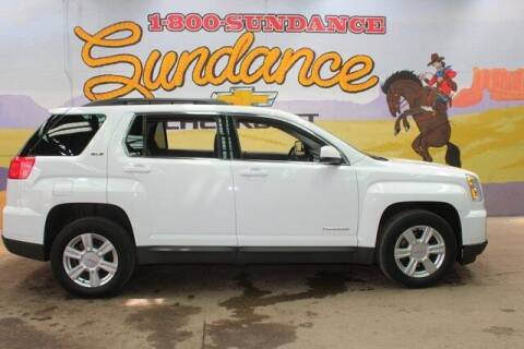 2016 GMC Terrain for sale at Sundance Chevrolet in Grand Ledge MI