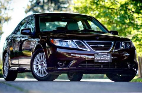 2011 Saab 9-3 for sale at MS Motors in Portland OR