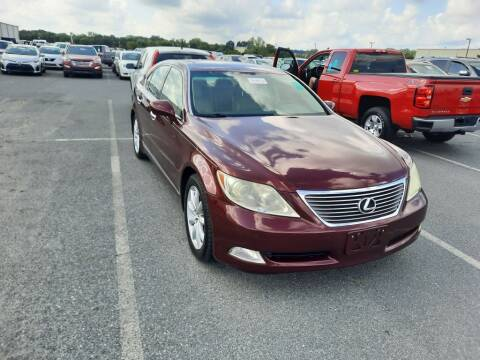 2007 Lexus LS 460 for sale at IDEAL IMPORTS WEST in Rock Hill SC