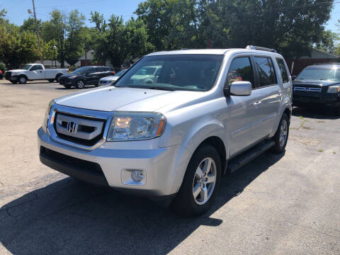 2010 Honda Pilot for sale at Neals Auto Sales in Louisville KY