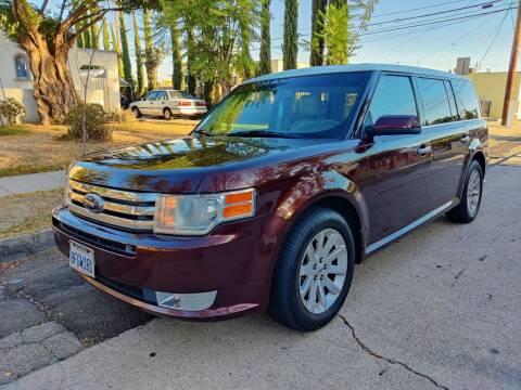 2009 Ford Flex for sale at Apollo Auto El Monte in El Monte CA