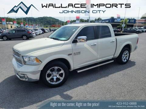 2018 RAM Ram Pickup 1500 for sale at WALLACE IMPORTS OF JOHNSON CITY in Johnson City TN