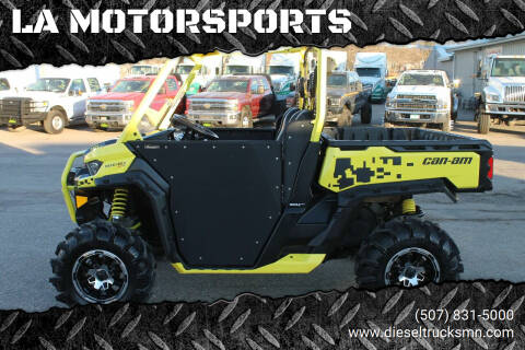 2019 Can-Am DEFENDER HD-10 for sale at LA MOTORSPORTS in Windom MN