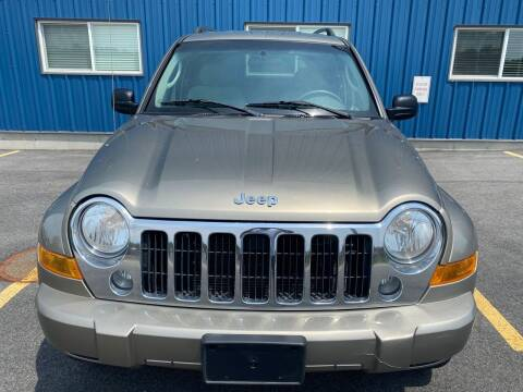 2007 Jeep Liberty for sale at COLLEGE MOTORS Inc in Bridgewater MA