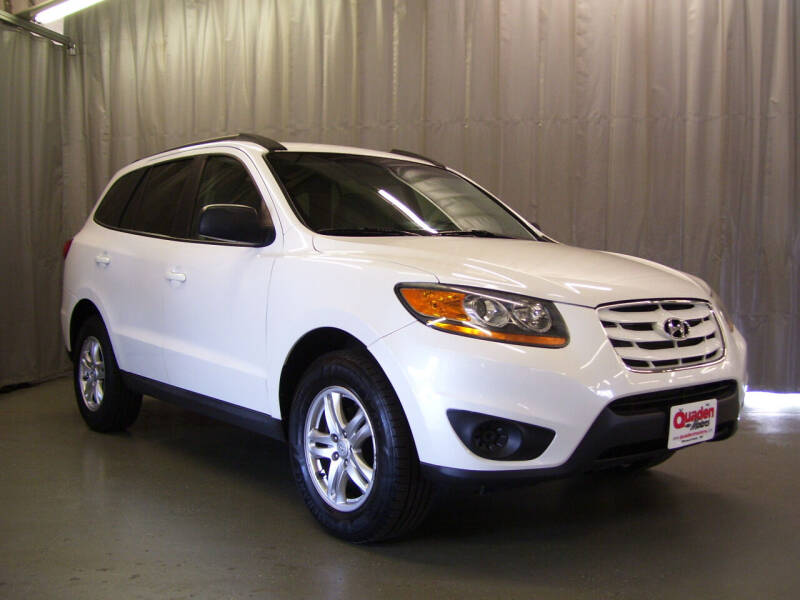 2011 Hyundai Santa Fe for sale at QUADEN MOTORS INC in Nashotah WI
