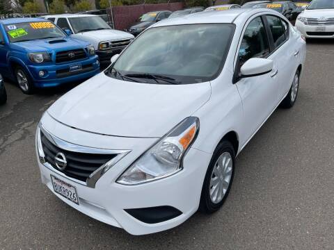 2018 Nissan Versa for sale at C. H. Auto Sales in Citrus Heights CA