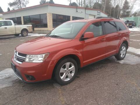 2012 Dodge Journey for sale at Pepp Motors in Marquette MI