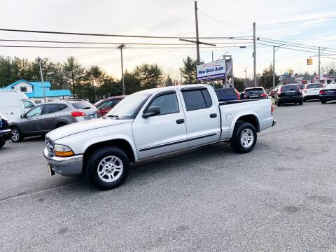 2003 Dodge Dakota for sale at New Wave Auto of Vineland in Vineland NJ