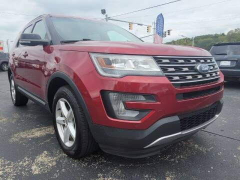 2016 Ford Explorer for sale at Dixie Automart LLC in Hamilton OH