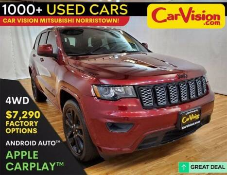 2018 Jeep Grand Cherokee for sale at Car Vision Buying Center in Norristown PA