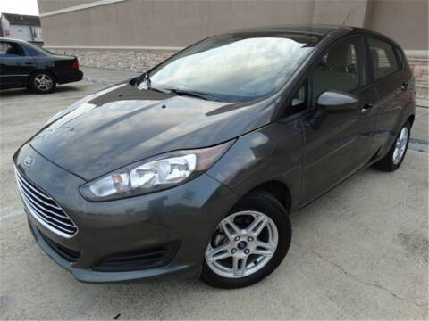 2019 Ford Fiesta for sale at Abe Motors in Houston TX