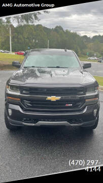 2016 Chevrolet Silverado 1500 for sale at AMG Automotive Group in Cumming GA
