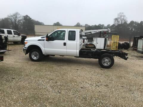 2014 Ford F-250 Super Duty for sale at Ramsey Truck Sales LLC in Benton AR