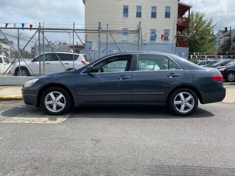 2005 Honda Accord for sale at G1 Auto Sales in Paterson NJ