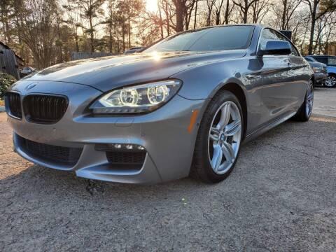 2013 BMW 6 Series for sale at Oceana Motors in Virginia Beach VA