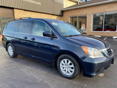 2010 Honda Odyssey for sale at C Pizzano Auto Sales in Wyoming PA