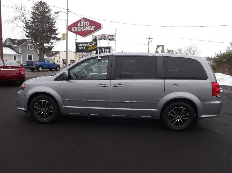 2015 Dodge Grand Caravan for sale at The Auto Exchange in Stevens Point WI