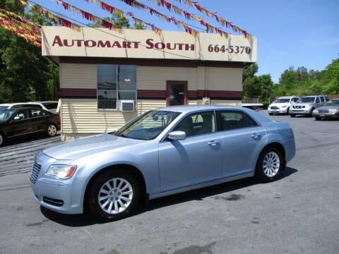 2012 Chrysler 300 for sale at Automart South in Alabaster AL