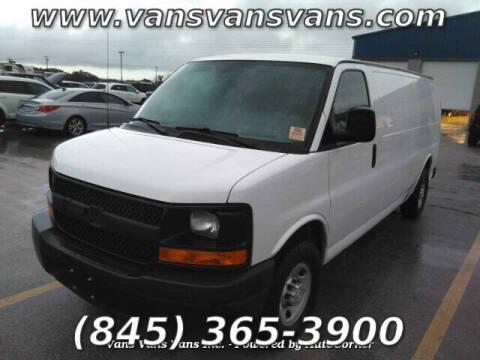2015 Chevrolet Express Cargo for sale at Vans Vans Vans INC in Blauvelt NY