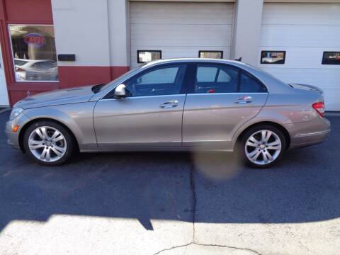 2008 Mercedes-Benz C-Class for sale at Best Choice Auto Sales Inc in New Bedford MA