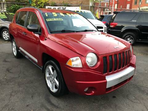 2009 Jeep Compass for sale at James Motor Cars in Hartford CT