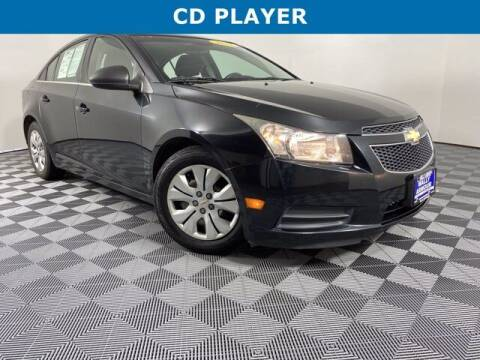 2012 Chevrolet Cruze for sale at GotJobNeedCar.com in Alliance OH