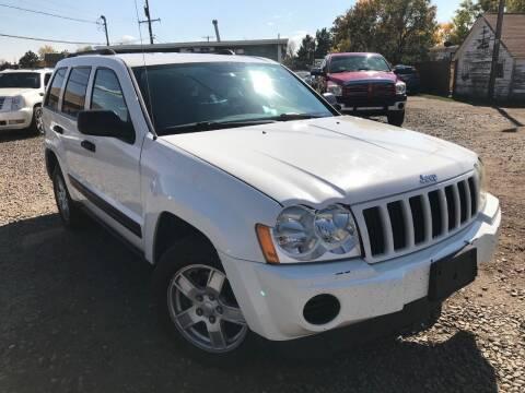 2005 Jeep Grand Cherokee for sale at 3-B Auto Sales in Aurora CO