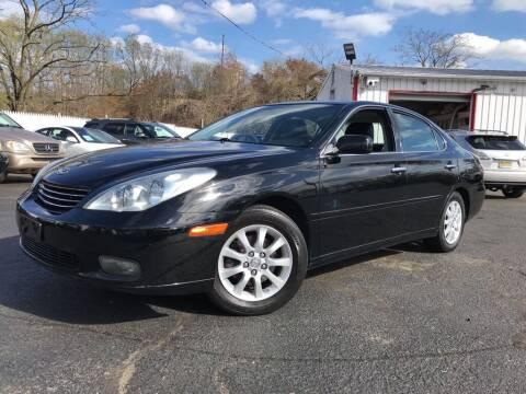 2002 Lexus ES 300 for sale at Certified Auto Exchange in Keyport NJ