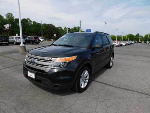 2015 Ford Explorer for sale at Paniagua Auto Mall in Dalton GA