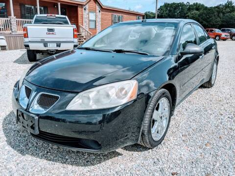 2008 Pontiac G6 for sale at Delta Motors LLC in Jonesboro AR