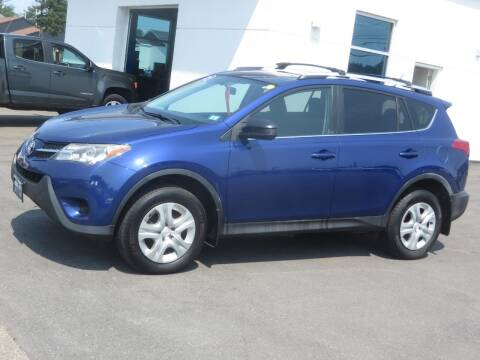 2014 Toyota RAV4 for sale at Price Auto Sales 2 in Concord NH