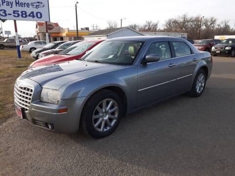 2007 Chrysler 300 for sale at L & J Motors in Mandan ND