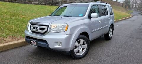 2011 Honda Pilot for sale at ENVY MOTORS LLC in Paterson NJ