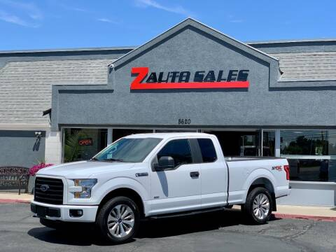 2017 Ford F-150 for sale at Z Auto Sales in Boise ID