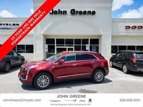 2017 Cadillac XT5 for sale at John Greene Chrysler Dodge Jeep Ram in Morganton NC