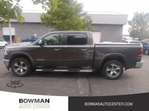 2020 RAM Ram Pickup 1500 for sale at Bowman Auto Center in Clarkston MI