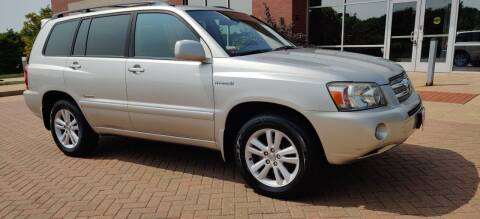 2007 Toyota Highlander Hybrid for sale at Auto Wholesalers in Saint Louis MO