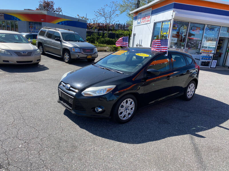 2012 Ford Focus for sale at 1020 Route 109 Auto Sales in Lindenhurst NY
