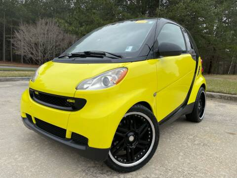 2008 Smart fortwo for sale at el camino auto sales in Gainesville GA