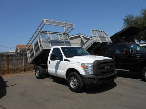 2013 Ford F-250 Super Duty for sale at Armstrong Truck Center in Oakdale CA