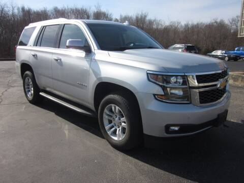 2017 Chevrolet Tahoe for sale at JANSEN'S AUTO SALES MIDWEST TOPPERS & ACCESSORIES in Effingham IL