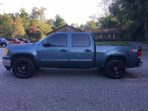 2012 GMC Sierra 1500 for sale at Lou Rivers Used Cars in Palmer MA