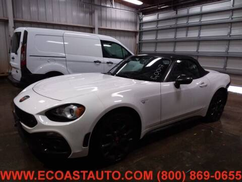 2019 FIAT 124 Spider for sale at East Coast Auto Source Inc. in Bedford VA