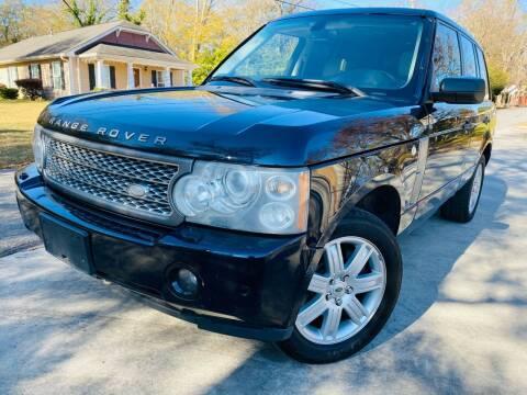 2008 Land Rover Range Rover for sale at Cobb Luxury Cars in Marietta GA
