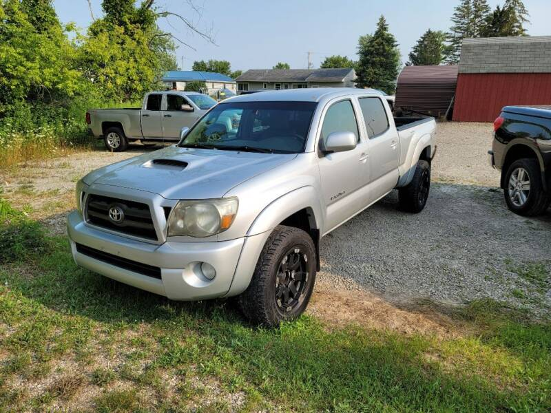 2009 Toyota Tacoma for sale at Clare Auto Sales, Inc. in Clare MI