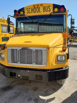 2001 Freightliner THOMAS for sale at Interstate Bus Sales Inc. in Wallisville TX