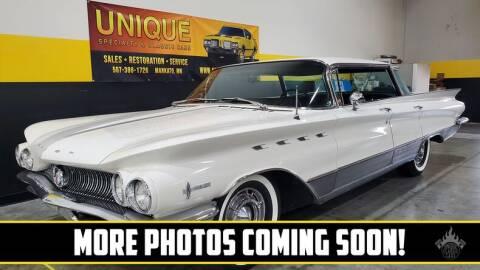 1960 Buick Electra for sale at UNIQUE SPECIALTY & CLASSICS in Mankato MN