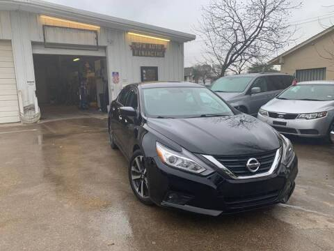 2016 Nissan Altima for sale at Bad Credit Call Fadi in Dallas TX