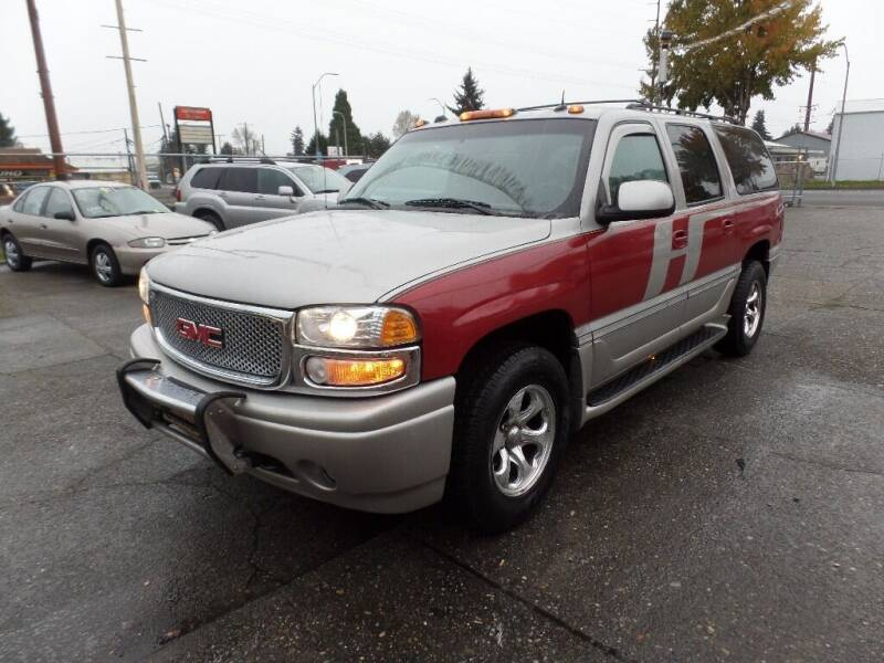 2004 GMC Yukon XL for sale at Gold Key Motors in Centralia WA